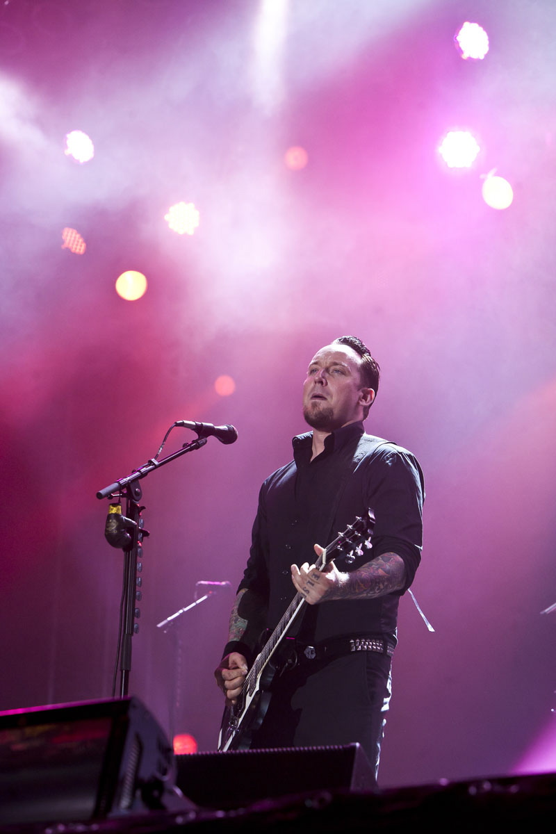 Volbeat, live, With Full Force 2011