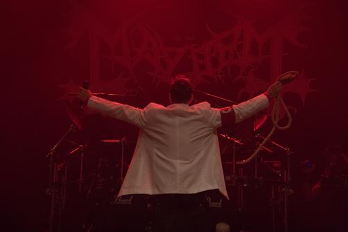 Mayhem, live, With Full Force 2008