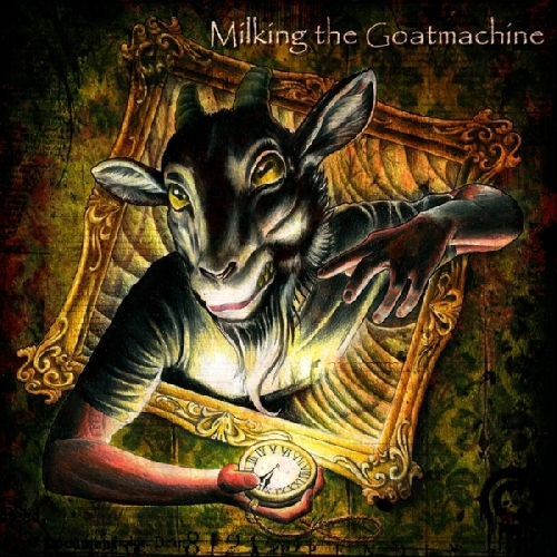 CD-Cover Clockwork Udder