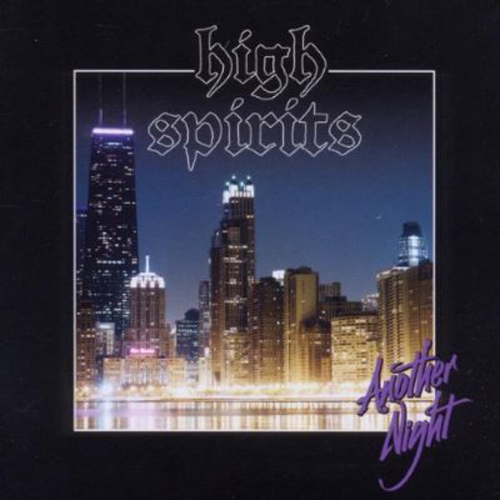 High Spirits Another Night Album-Cover