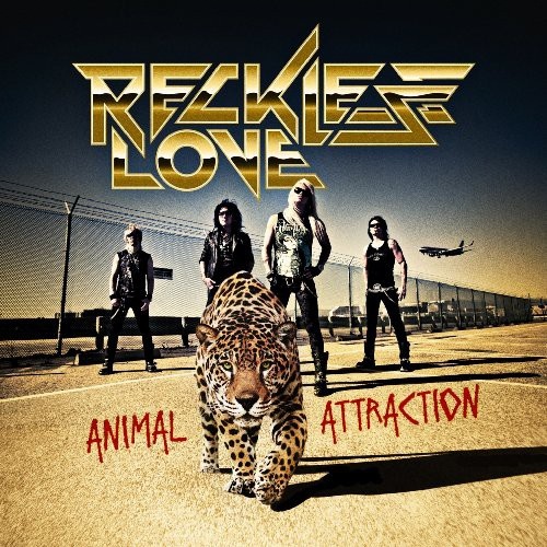 Reckless Love Album Cover Animal Attraction