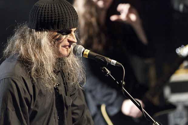 Triptykon, live, 14.12.2011 Hamburg, Markthalle