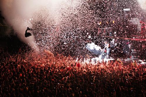 Rammstein live, Rock am Ring 2010