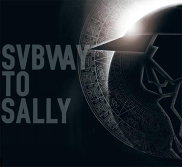 Subway To Sally, Schwarz in Schwarz, Cover