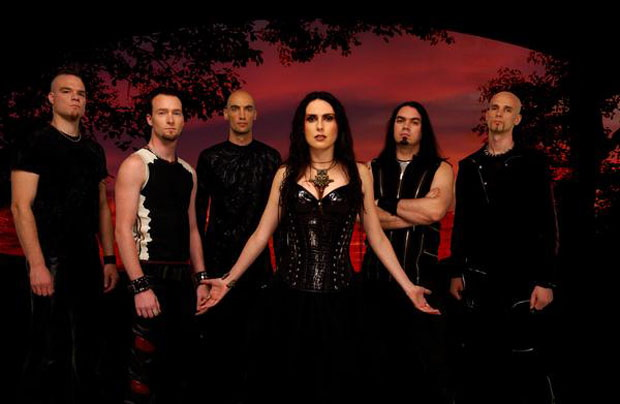 Within Temptation, Promo Bild