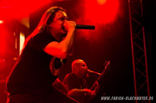 Origin, live, 18.02.2012 Berlin, K17