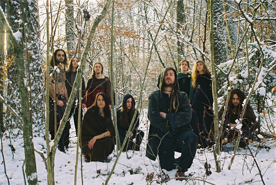 Eluveitie-History: Fotosessions Winter 2004/05