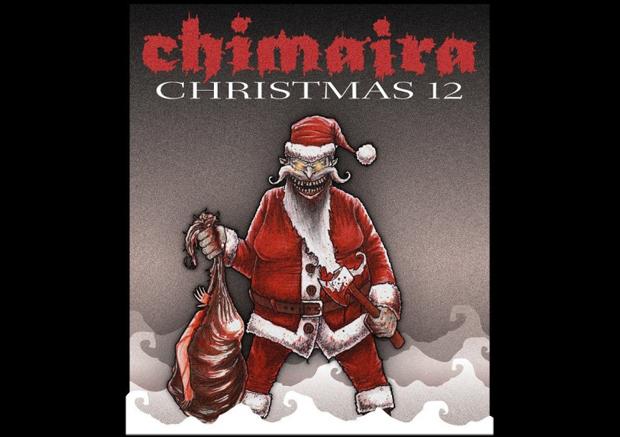 Chimaira Weihnachtsmann