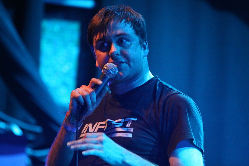 Napalm Death live, Inferno Festival 2011