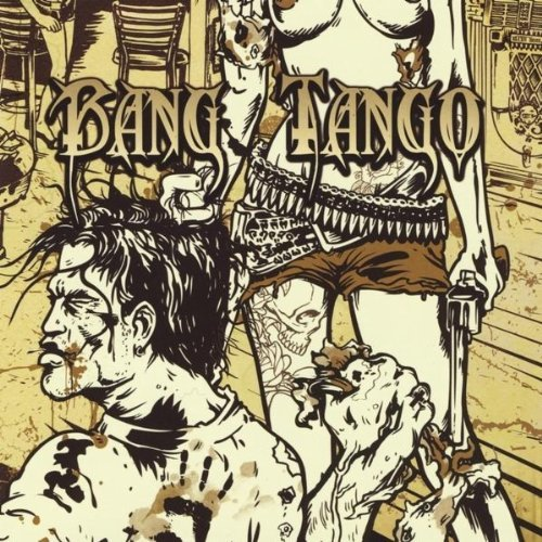Bang Tango Album-Cover zu Pistol Whipped In The Bible Belt