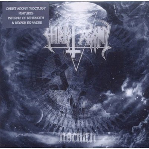 Nocturn Album-Cover Christ Agony