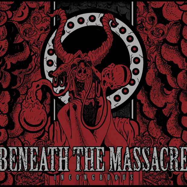 Beneath The Massacre, INCONGRUOUS, Cover