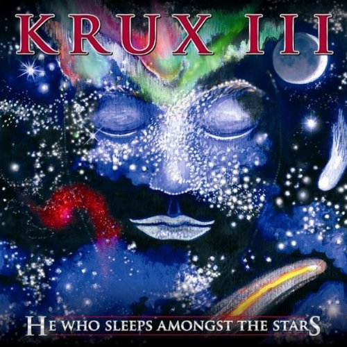 Album Cover III: He Who Sleeps Amongst The Stars von Krux