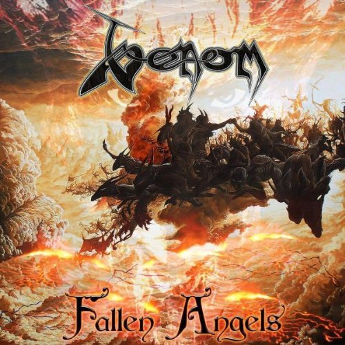 Fallen Angels Album-Cover Venom
