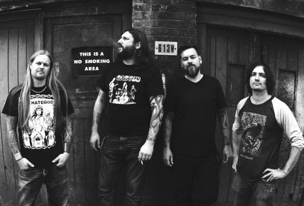 Orange Goblin, Promo Bild, 2012