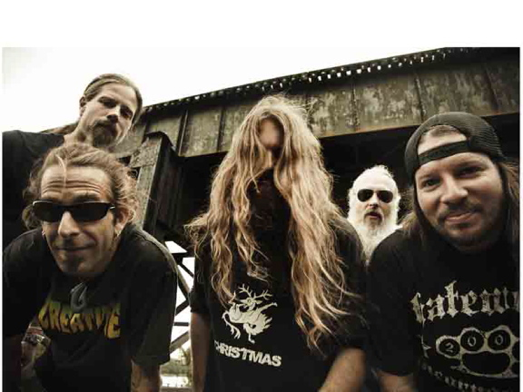 Lamb Of God, im METAL HAMMER 02/2012