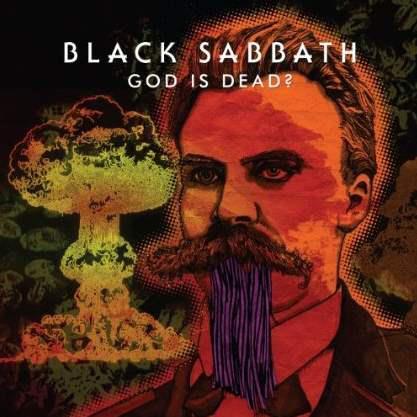 Black Sabbath-Single 'God Is Dead?'