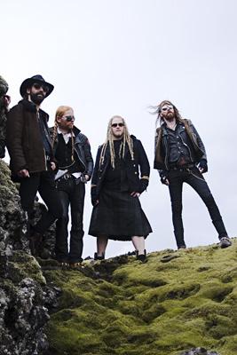 Solstafir, Promo Bild 2011