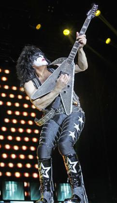 Kiss live, Juni 2010