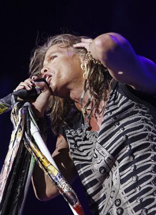 Aerosmith live Juni 2010