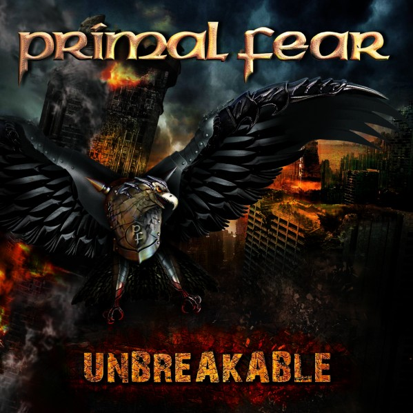 Primal Fear Cover zu Unbreakable