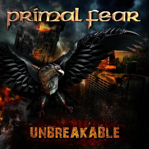 Primal Fear Cover zu Unbreakable