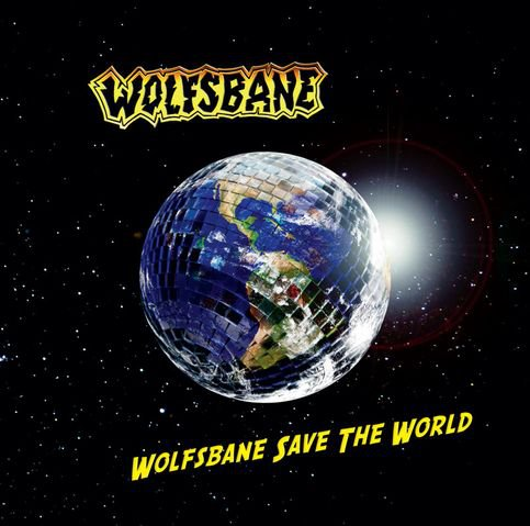 Wolfsbane Cover zu Wolfsbane Save The World