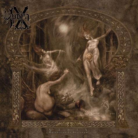 Opera IX Album-Cover zu Strix Maledictae In Aeternum