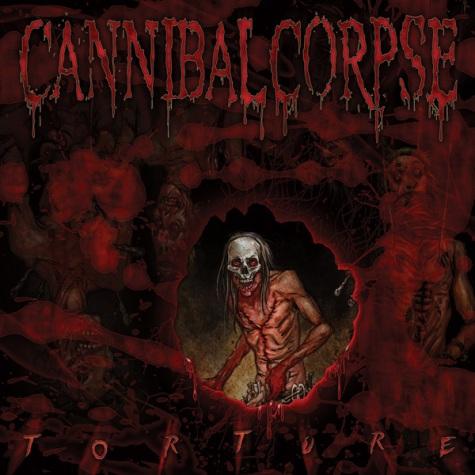 Cannibal Corpse TORTURE - Original-Artwork