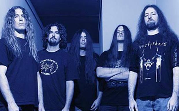 Cannibal Corpse Promo Bild