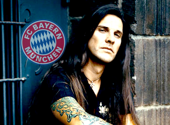 "Daniel ""Dani"" Löble, Helloween, Bayern-Fan"