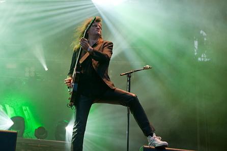 Helloween, live 2011, Sweden Rock Festival