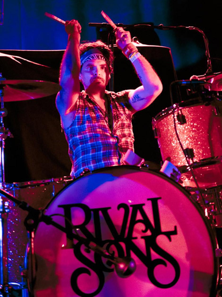 Rivals Sons live, Hamburg, 12.06.2012