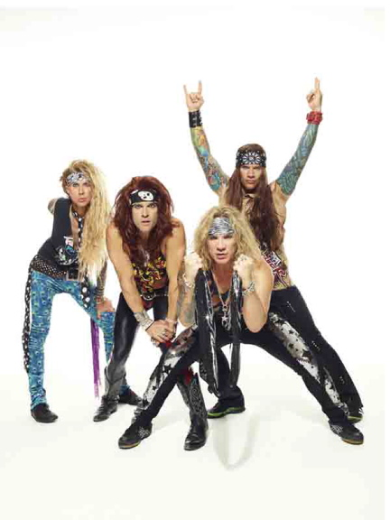 Steel Panther, BALLS OUT