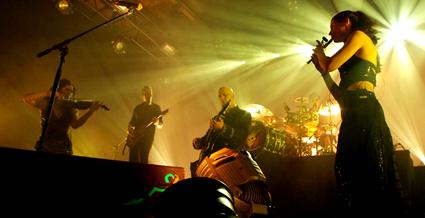 Schandmaul live 2011