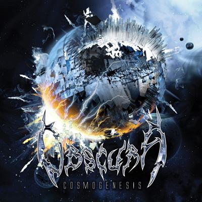 Obscura, Album-Cover