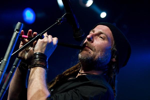 Eluveitie, live, 26.03.2012, Hamburg Markthalle