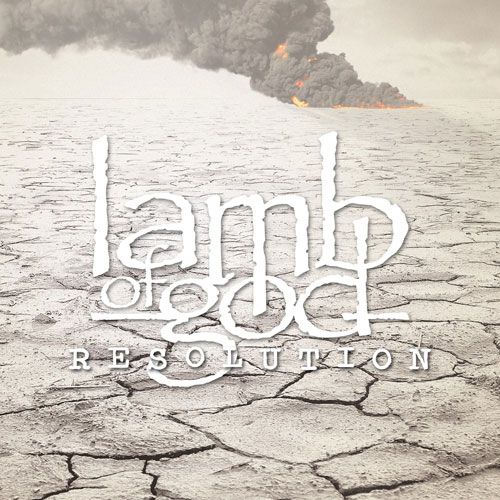 Album Cover von Lamb Of God Resolution