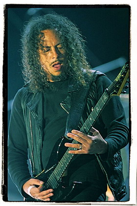 Metallica, Kirk Hammett, Rock am Ring 2008