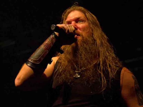 Amon Amarth live 2011