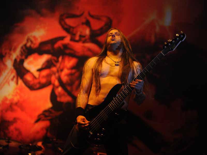 Amon Amarth, Metalfest Dessau, 2011