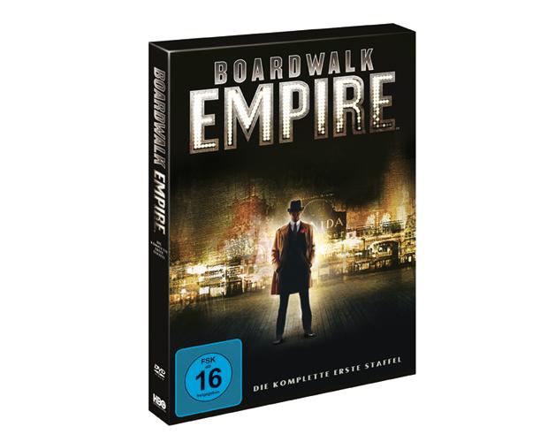 Prohibition, Stil, Gangster in: Boardwalk Empire