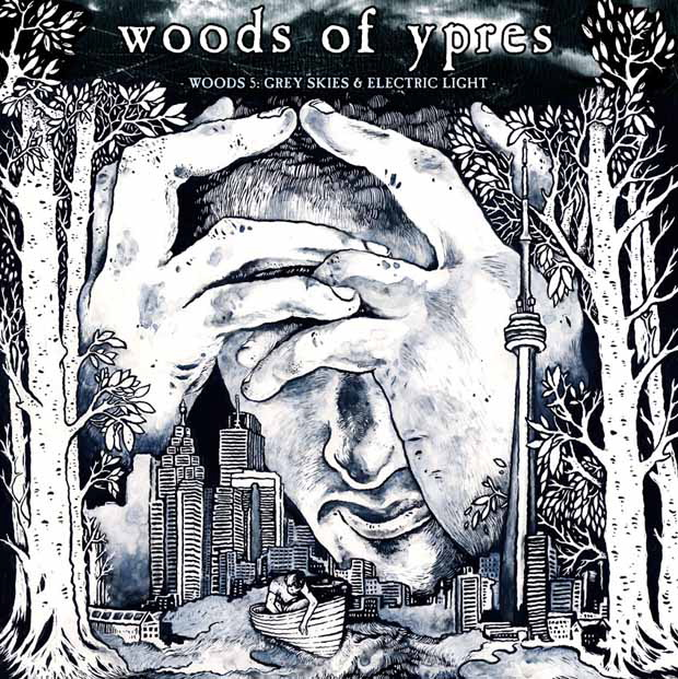 Woods Of Ypres, Promobild
