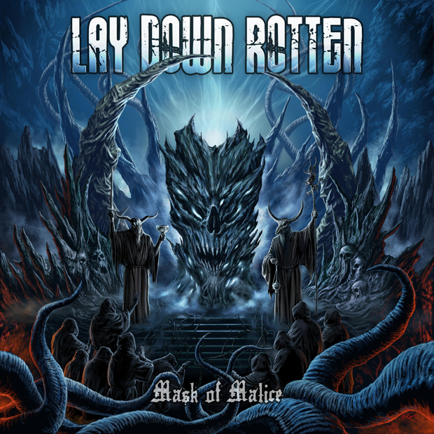 Lay Down Rotten, MASK OF MALICE, Cover