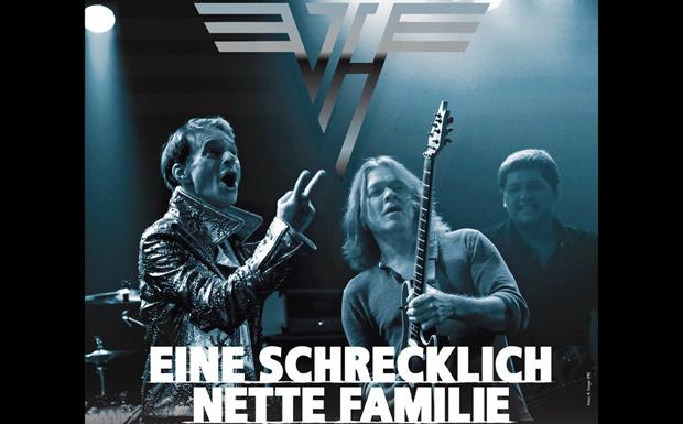 Van Halen in: Metal Hammer März 2012