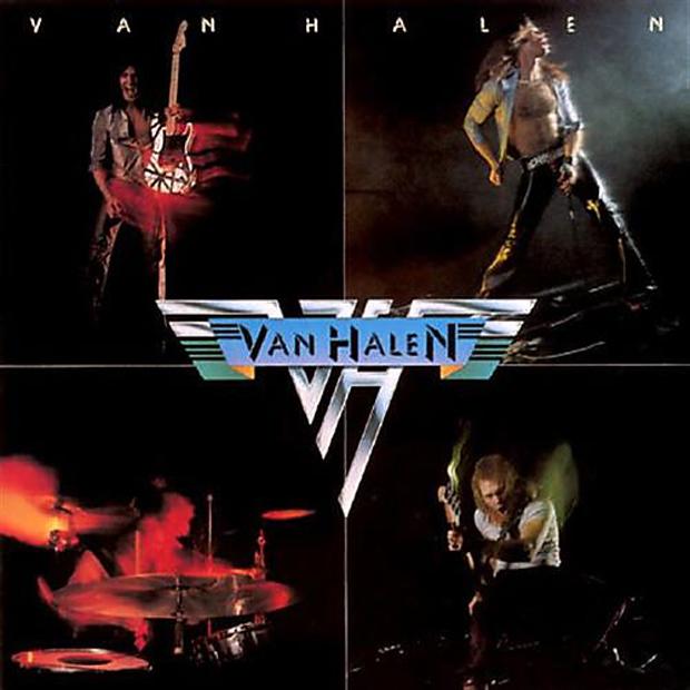 Van Halen, Album-Cover