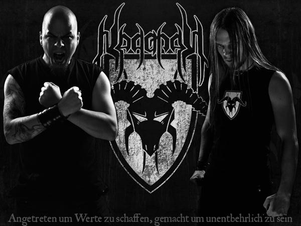 Negator, Band-Bild