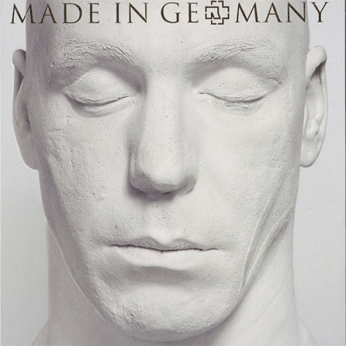 Cover Made In Germany Rammstein