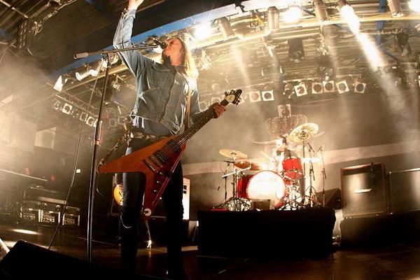 D-A-D, live, 16.02.2012 München, Backstage