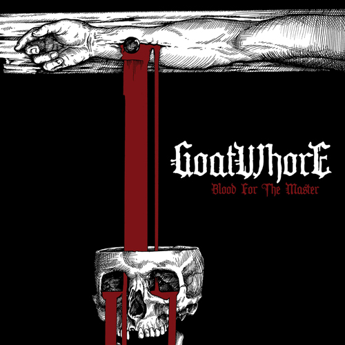 Ghoatwhore Blood For The Master Cover
